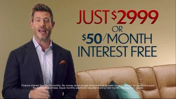 Rooms to Go Ultimate TV Package TV Spot, 'Sports Are Back' Featuring Jesse Palmer - Thumbnail 8
