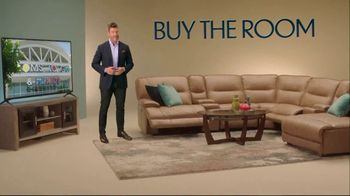 Rooms to Go Ultimate TV Package TV Spot, 'Sports Are Back' Featuring Jesse Palmer - Thumbnail 9