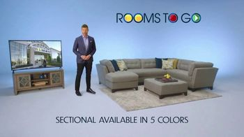 Rooms to Go Ultimate TV Package TV Spot, 'The Perfect Time' Featuring Jesse Palmer