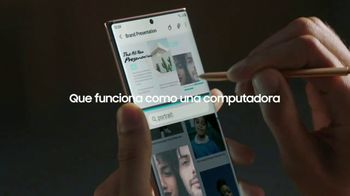 Samsung Galaxy Note20 TV Spot, 'Teléfono de energía: sin oferta' canción de I Don't Speak French [Spanish] - Thumbnail 4