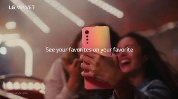 LG VELVET TV Spot, 'What's Your Favorite Thing?: AT&T' - Thumbnail 9