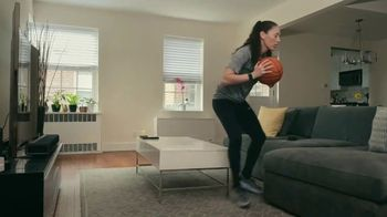 Symetra TV Spot, 'Sue Working From Home' Featuring Sue Bird - Thumbnail 4