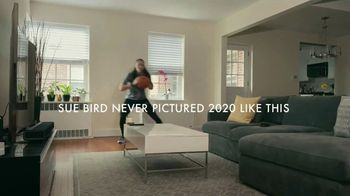 Symetra TV Spot, 'Sue Working From Home' Featuring Sue Bird - Thumbnail 6