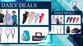 Tennis Express Grand Slam Sale TV Spot, 'Daily Deals: Extra 20% Off' - Thumbnail 3