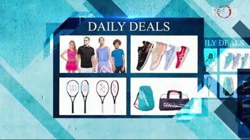 Tennis Express Grand Slam Sale TV Spot, 'Daily Deals: Extra 20% Off' - Thumbnail 4