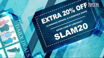Tennis Express Grand Slam Sale TV Spot, 'Daily Deals: Extra 20% Off' - Thumbnail 5