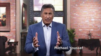 Leading the Way with Dr. Michael Youssef TV Spot, 'In Times of Anxiety and Worry'
