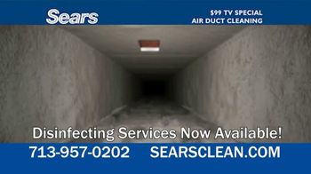 Sears Home Services $99 TV Special TV Spot, 'Remove Dust and Dirt' - Thumbnail 6