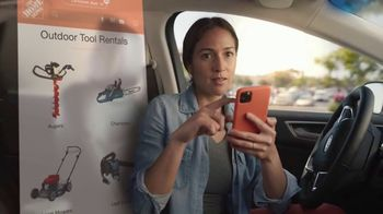 The Home Depot TV Spot, 'Renta las herramientas' [Spanish] - 1552 commercial airings