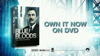 Blue Bloods: The Tenth Season Home Entertainment TV Spot - Thumbnail 9