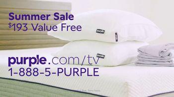 Purple Mattress Summer Sale TV Spot, 'Try It: $193 Value' - Thumbnail 9