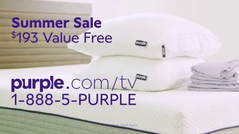 Purple Mattress Summer Sale TV Spot, 'Try It: $193 Value' - Thumbnail 8