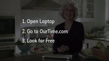 OurTime.com TV Spot, 'Easy Steps' - Thumbnail 5