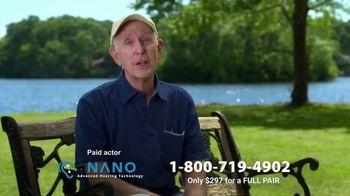 Nano Hearing Aids TV Spot, 'My Grandchild'