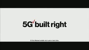 Verizon TV Spot, 'The Fastest 5G in the World' - Thumbnail 9