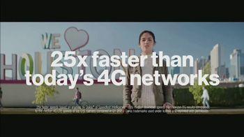 Verizon TV Spot, 'The Fastest 5G in the World' - Thumbnail 7