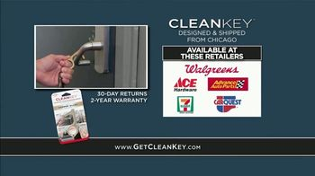 Clean Key TV Spot, 'Reduce Your Point of Contact' - Thumbnail 6