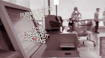 Clean Key TV Spot, 'Reduce Your Point of Contact' - Thumbnail 2