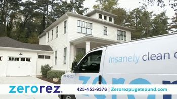 Zerorez TV Spot, 'Maintaining a Clean Home: $149' - Thumbnail 1
