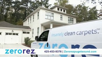 Zerorez TV Spot, 'Maintaining a Clean Home: $149'