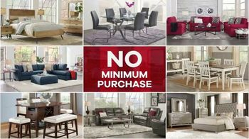 Rooms to Go Labor Day Sale TV Spot, 'Refresh: Living Room, Chaise Sofa and Bedroom Sets' - Thumbnail 10