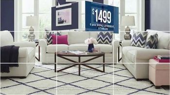 Rooms to Go Labor Day Sale TV Spot, 'Refresh: Living Room, Chaise Sofa and Bedroom Sets' - Thumbnail 4