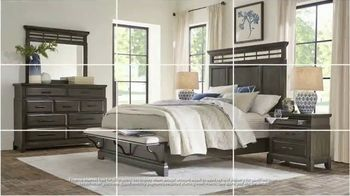 Rooms to Go Labor Day Sale TV Spot, 'Refresh: Living Room, Chaise Sofa and Bedroom Sets' - Thumbnail 6