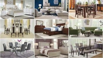 Rooms to Go Labor Day Sale TV Spot, 'Refresh: Living Room, Chaise Sofa and Bedroom Sets' - Thumbnail 8
