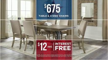 Rooms to Go Labor Day Sale TV Spot, 'Refresh: Living Room, Chaise Sofa and Bedroom Sets' - Thumbnail 9