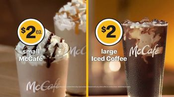 McDonald's TV Spot, 'More Than a Drink: McCafe' - Thumbnail 8