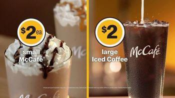 McDonald's TV Spot, 'More Than a Drink: McCafe' - Thumbnail 7