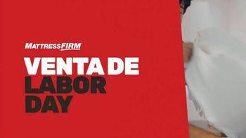 Mattress Firm Venta de Labor Day TV Spot, '50% de descuento: colchones selectos' [Spanish] - Thumbnail 2