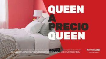 Mattress Firm Venta de Labor Day TV Spot, '50% de descuento: colchones selectos' [Spanish] - Thumbnail 3
