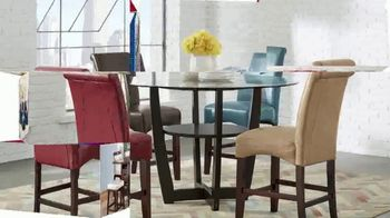 Rooms to Go Labor Day Sale TV Spot, 'Five-Piece Dining Sets' - Thumbnail 3