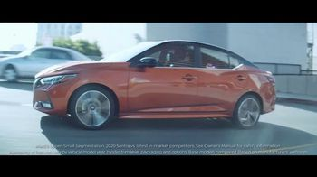 2020 Nissan Sentra TV Spot, 'Refuse to Compromise: Training' [T1] - Thumbnail 6