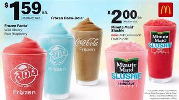 McDonald's TV Spot, 'Frozen Soda or Slushie' - Thumbnail 1