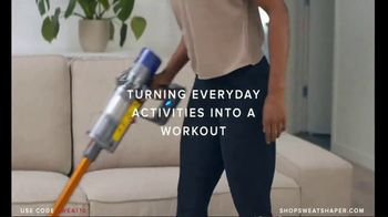 Sweat Shaper TV Spot, 'Everyday Is a Workout'