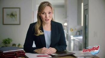 DampRid Drop-in Moisture Absorbing Tab TV Spot, 'Real Estate Agent'