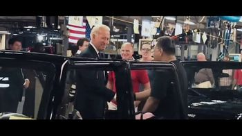 Biden for President TV Spot, 'What Happens Now' - Thumbnail 5