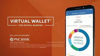 PNC Bank Virtual Wallet for Digital Banking TV Spot, 'Pizza Tracking' - Thumbnail 10