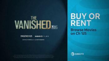 DIRECTV Cinema TV Spot, 'The Vanished' - Thumbnail 10