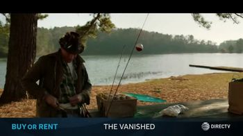 DIRECTV Cinema TV Spot, 'The Vanished' - 8 commercial airings
