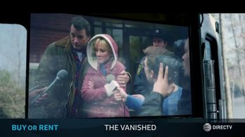 DIRECTV Cinema TV Spot, 'The Vanished' - Thumbnail 4