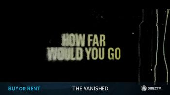 DIRECTV Cinema TV Spot, 'The Vanished' - Thumbnail 5