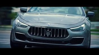 2019 Maserati Ghibli TV Spot, 'Elevate Your Drive' [T2]