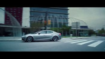 2019 Maserati Ghibli TV Spot, 'Elevate Your Drive' [T2] - Thumbnail 3