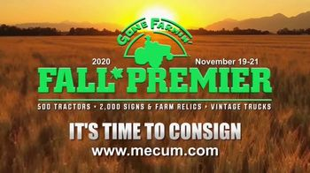 Mecum Gone Farmin' Fall Premier TV Spot, 'Consign Your Collection: Not Too Late' - Thumbnail 7