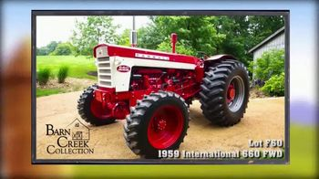 Mecum Gone Farmin' Fall Premier TV Spot, 'Consign Your Collection: Not Too Late' - Thumbnail 3