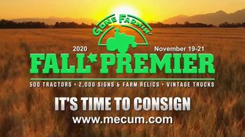 Mecum Gone Farmin' 2020 Fall Premier TV Spot, 'Bringing the Muscle' - Thumbnail 6