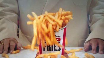KFC Secret Recipe Fries TV Spot, 'Look at 'Em Go!'